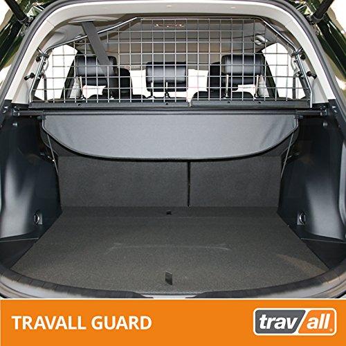 Travall Guard for Toyota RAV4 5 Door (2012-Current) TDG1417 - Rattle-Free Steel Pet Barrier