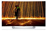 LG 55EG9109 139 cm (55 Zoll) Curved OLED Fernseher (Full HD, Triple Tuner,...