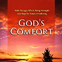 God's Comfort: Bible Passages Which Bring Strength and Hope in Times of Suffering Audiobook by  Simon & Schuster Audio Narrated by  Various