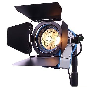 650w Pro Movie Fresnel Tungsten Spotlight Lighting Amazon Co Uk