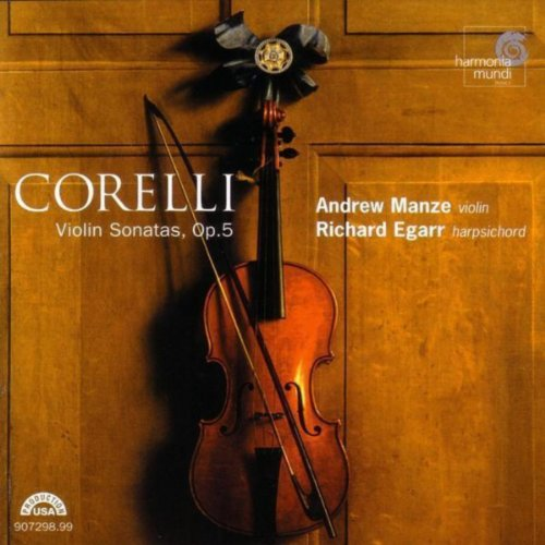 Corelli: Violin Sonatas, Op. - Violin Corelli