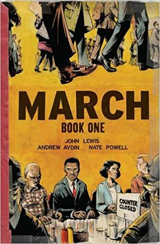 Image result for march book