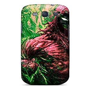 For Galaxy S3 Tpu Phone Cases Covers(disturbed)