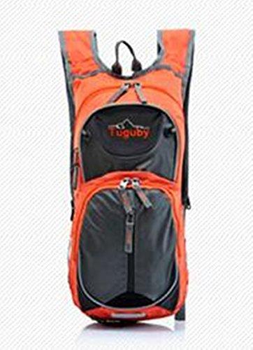 Al aire libre mochila montañismo bolso hombres y mujeres senderismo mochila mochila ultraligero transpirable impermeable bolsa de hombro pequeña 15l20l