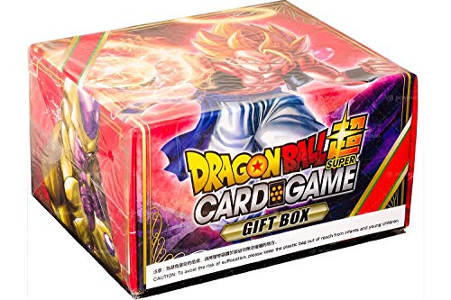 Dragon Ball Super TCG 2018 Booster Box: 6 Miraculous Revival Booster Packs and a Tournament Pack #5! ()