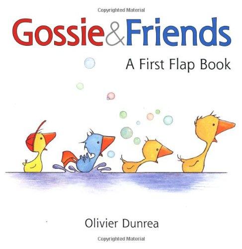 Read Online Gossie & Friends: A First Flap Book ebook