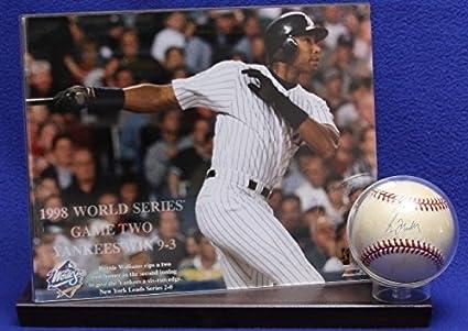 Amazoncom Baseball And 8x10 Photo Horizontal Desktop Display Case