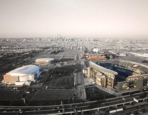 (Philadelphia Sports Stadium Complex 8x10 Photo (Spectrum, Lincoln Financial, Citizen's Bank Park, Wells Fargo Center))