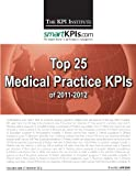 Top 25 Medical Practice KPIs Of 2011-2012, The KPI Institute, 1482599252