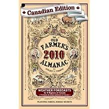 The 2010 Old Farmer's Almanac Canadian Edition