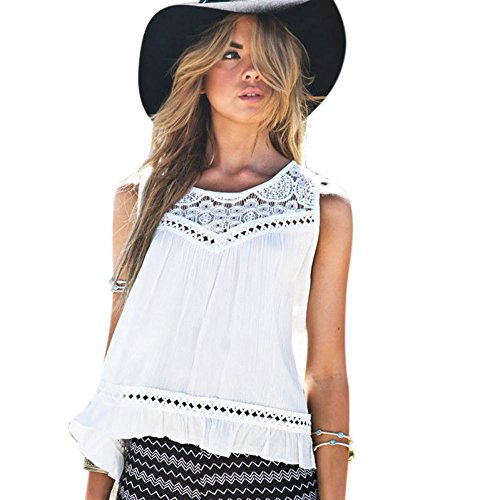 Usstore Underwear Intimates Summer Women Vest Lace Vest Tank Tops Blouse Shirt