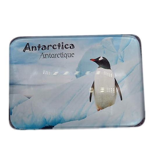 Weekinglo Souvenir Pingüino Polo Sur Refrigerador Imán de Nevera ...