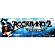 Wii Rock Band 2 Standalone Guitar