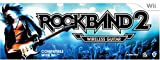Wii Rock Band 2 Standalone Guitar