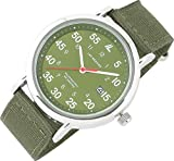 Lad Weather Solar Military Watch