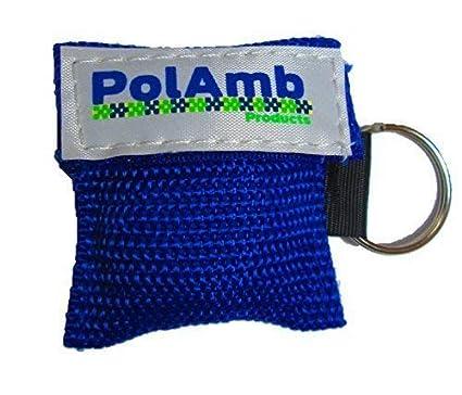 Boquilla para CPR En Bolsa Con Llavero (8 Opciones de Color ...