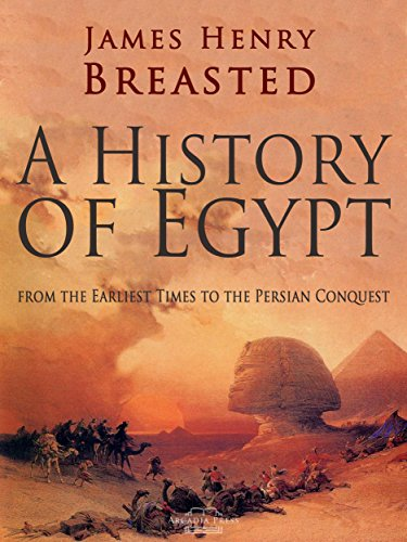 Download for free A History of Egypt from the Earliest Times to the Persian Conquest
