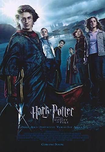 11 x 17 Harry Potter and the Goblet of Fire Movie Poster