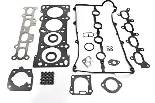 ITM Engine Components 09-11174 Cylinder Head Gasket Set for 1994-1999 Mazda 1.8L L4, BP, MX5 Miata, Protege
