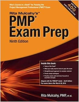 pmp exam prep accelerated learning to pass the project management professional pmp exam