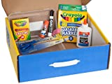 School Tool Box Kindergarten Basic School Supplies Kit in Keepsake Box