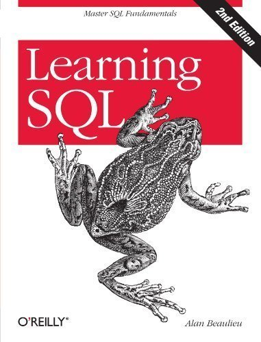 Learning SQL 2nd (second) Edition by Beaulieu, Alan published by O'Reilly Media (2009)