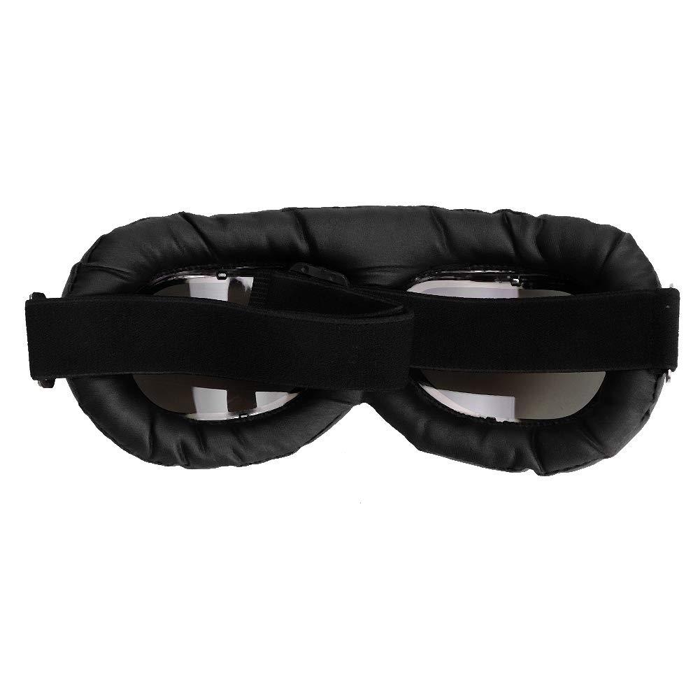 Mask Qii lu Maschera da esterno Occhiali da sole antivento Ciclismo Equitazione Occhiali da sci per moto