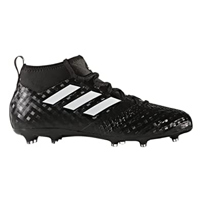 d00e530cf adidas ACE 17.1 Kid s Firm Ground Soccer Cleats (2.5 US M) Black
