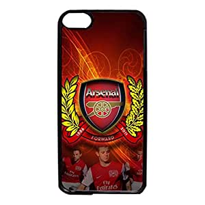 Arsenal Football Club Phone Case for Ipod Touch 6th Generation Official Arsenal FC Logo Customised Phone Back Case