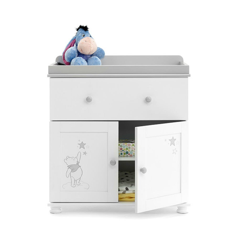 Dreams /& Wishes Disney Winnie the Pooh Closed Changing Unit
