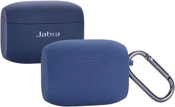 Amazon Com Jabra Elite Active 65t Silicone Case Esimen Protective Skin Cover For Jabra Elite 65 Wireless Sports Earbuds Blue