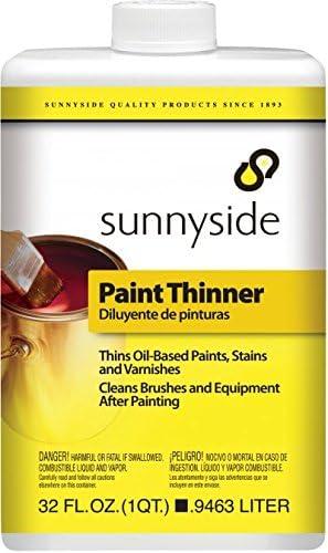 Sunnyside 70132 Paint Thinner, Cleaner and Degreaser