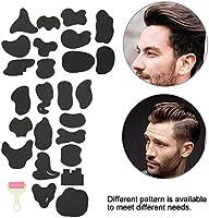 Plantilla de tatuaje para el pelo Herramientas de peluquería para ...