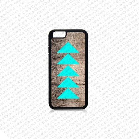 Krezy Case iPhone 6 Case, iPhone 6 case, Chevron Pattern(Not a real wood) iPhone 6 Case, Cute iPhone 6 Case, Unique...