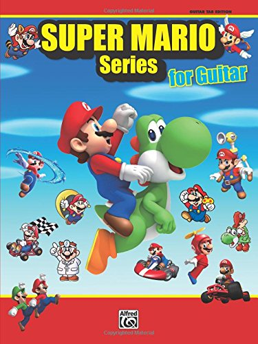 Amazon.com: Super Mario Series for Guitar: Guitar TAB ...