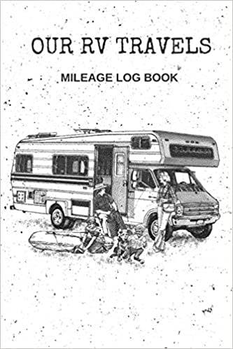 mileage log book mileage journal odometer counter vehicle mile