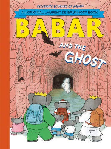 Babar and the Ghost -