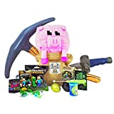 Minecraft Themed Candy and Toy