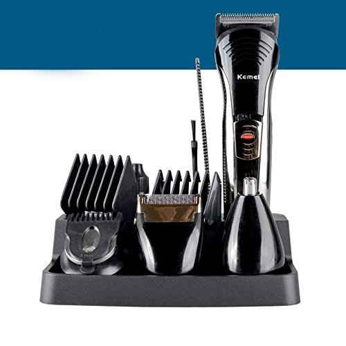 Yivans KM590A professionelle Haarschneider (ein enthält Bartbürste mit Wildschweinborsten)