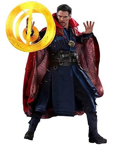 Hot Toys Movie Masterpiece Avengers Infinity War Doctor Strange Sixth Scale Figure from Marvel