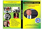 PRESIDENT TRUMP: Hell is quiet (A Book 1)