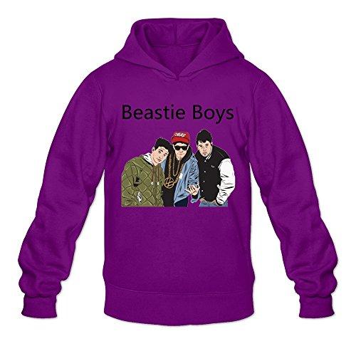 Element Boys Sweatshirt - Men's Beastie Boys Element Hoodies Sweatshirt Size XXL US Purple