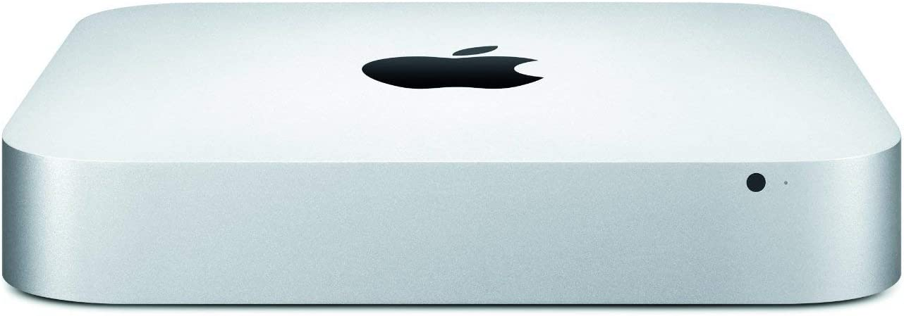 Apple Mac Mini Desktop Intel Core i5 2.6GHz (MGEN2LL/A) 8GB Memory, 1TB Solid State Hybrid Drive, ThunderBolt (Renewed)