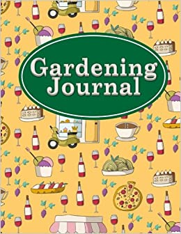 Gardening journal garden log template notebook for gardening gardening journal garden log template notebook for gardening gardening book veggie garden planner monthly planning checklist shopping list maxwellsz