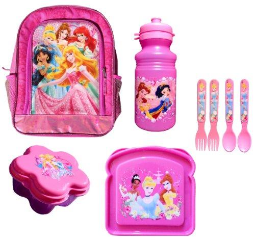 (Ultimate Disney Princess Backpack Lunch Set)