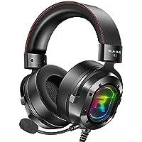 RUNMUS K3 Over-Ear Gaming Headphones