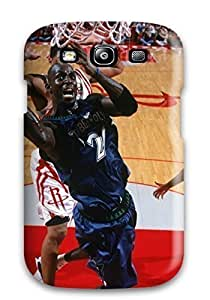 1256867K519136511 sports match nba basketball minnesota timberwolves houston rockets NBA Sports & Colleges colorful For Iphone 4/4S Case Cover s