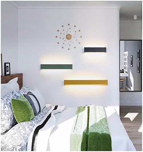BOOTU lámpara LED y luces de pared Luces delanteras espejo baño ...