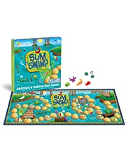 Learning Resources Sum Swamp Game, Homeschool, Addition/Subtraction, Early Math Skills, 8 Pieces, Ages 5+