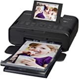 Canon Selphy Mobile Compact Photo Printer - (Black)